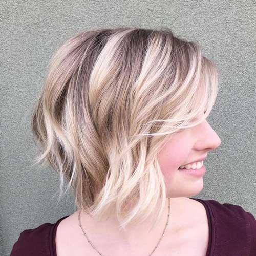 Hair Color for Short Hair 2019-10