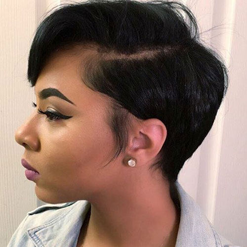 Short Haircuts for African Ladies-10