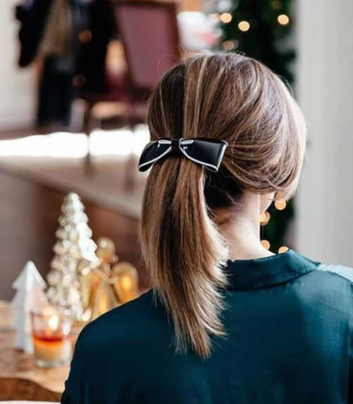 Christmas Party Hairstyles for Short Hair-11