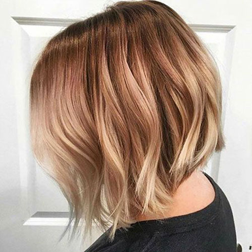 Hair Color for Short Hair 2019-12