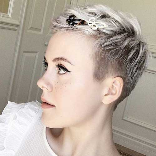 Wedding Hairstyles for Pixie Hair-12