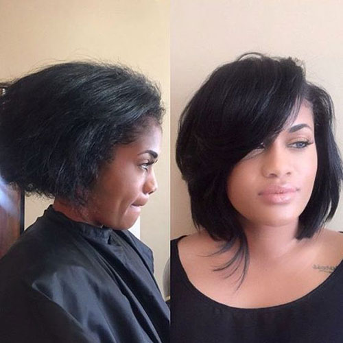Short Haircuts for African Ladies-12