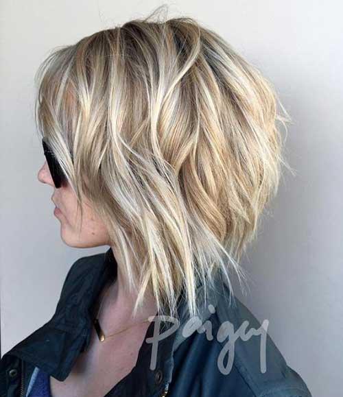 Hair Color for Short Hair 2019-13
