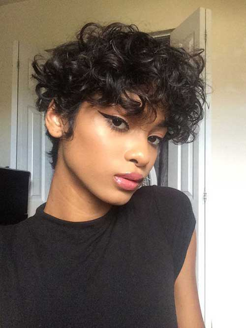 Long Pixie Cut for Thick Hair-13