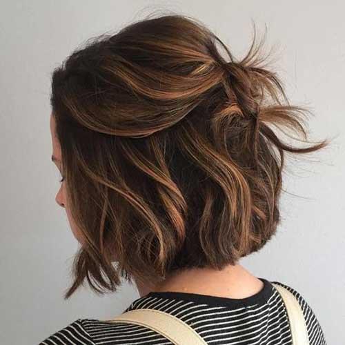 Hair Color for Short Hair 2019-14