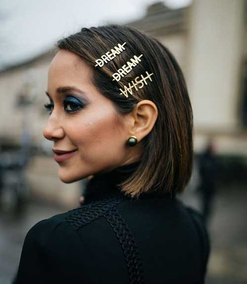Christmas Party Hairstyles for Short Hair-14