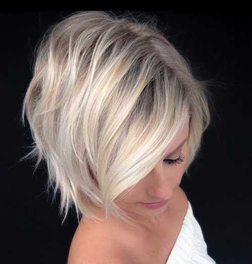 Short Haircuts for Fine Wavy Hair-14