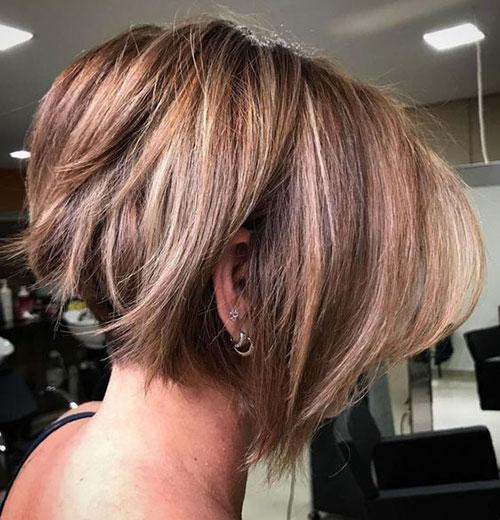 Hair Color for Short Hair 2019-15