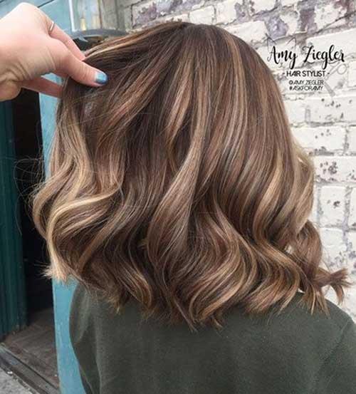 Hair Color for Short Hair 2019-16