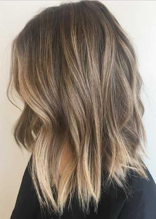 Hair Color for Short Hair 2019-17