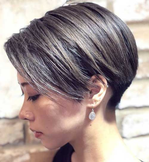 Short Haircuts for Fine Wavy Hair-17