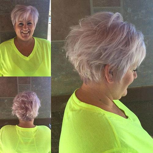 Short Haircuts for Fine Wavy Hair-18