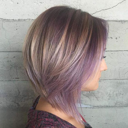 Hair Color for Short Hair 2019-21