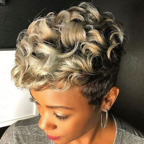 Short Haircuts for African Ladies-22