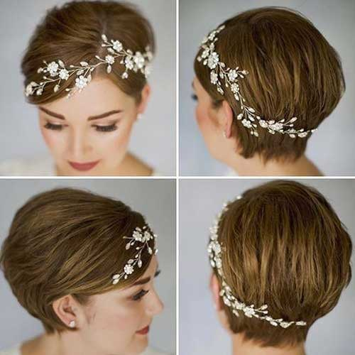 Wedding Hairstyles for Pixie Hair-6