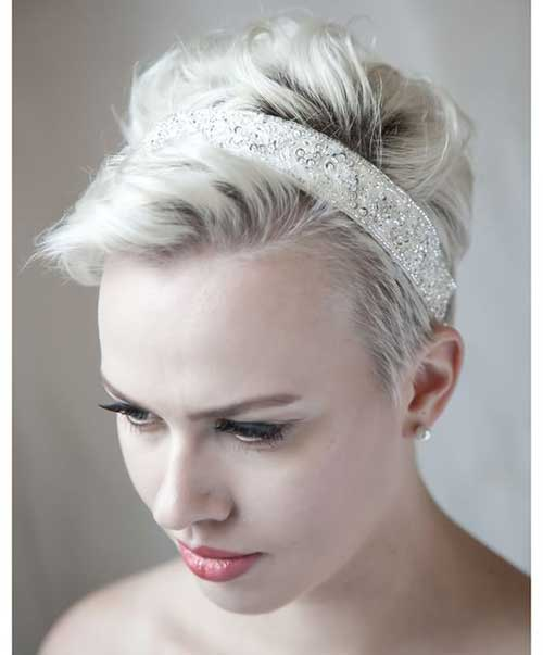 Wedding Hairstyles for Pixie Hair-7