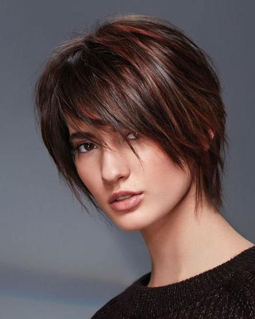 Short Haircuts for Fine Wavy Hair-8