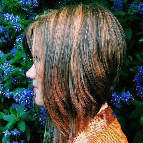 Hair Color for Short Brown Hair 2019-9