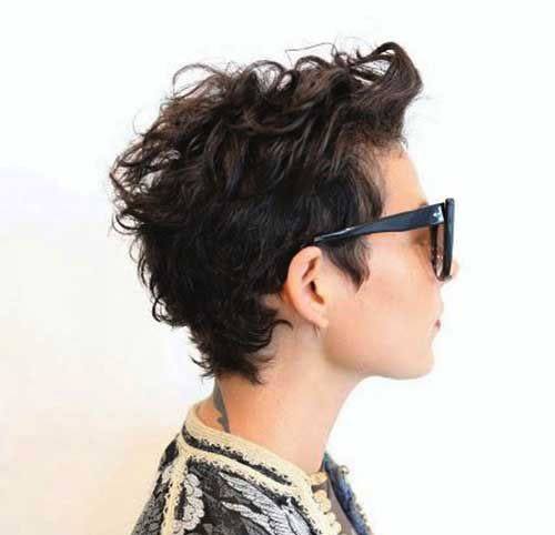 Long Pixie Cut for Thick Hair-9