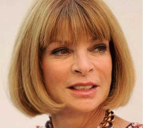 Best 20 Anna Wintour Haircut Styles