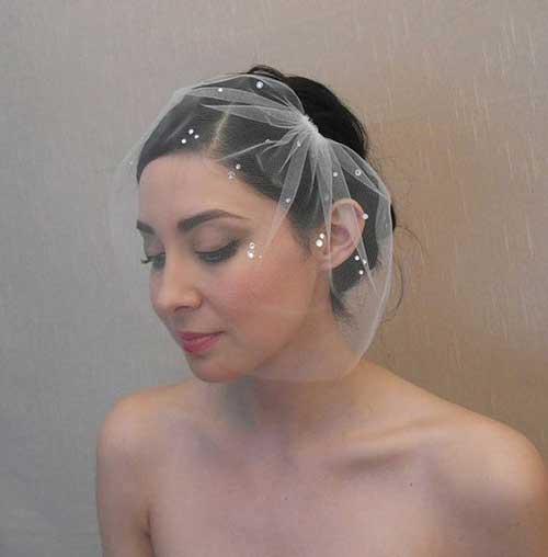 Bridal Pixie Hairstyles