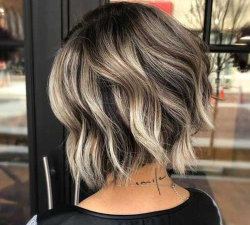 20+ Latest Styles Short Highlighted Hair 2019
