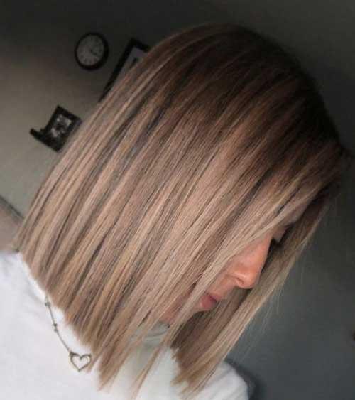 Short to Medium Haircuts for Thin Hair