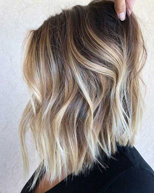 Short Hairstyles with Highlights-13