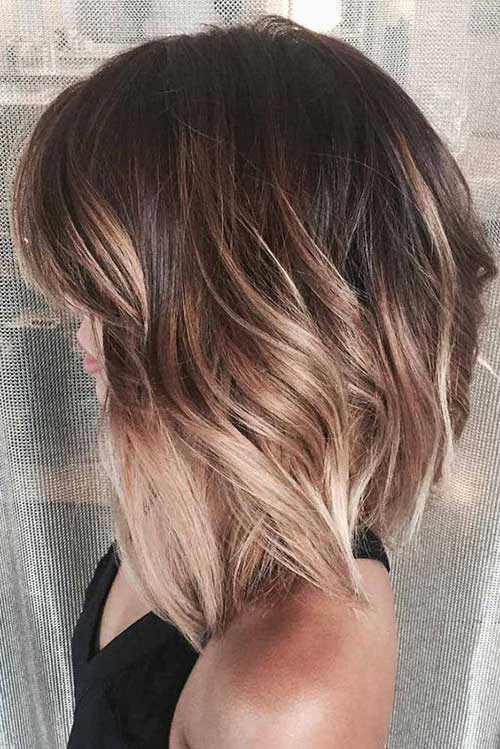 Short Hairstyles with Highlights-15