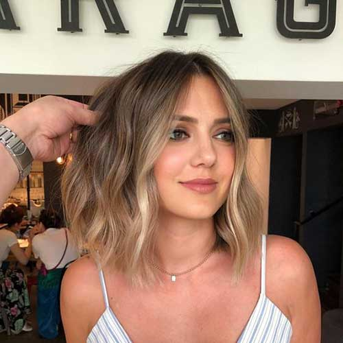 Short Hairstyles with Highlights-18