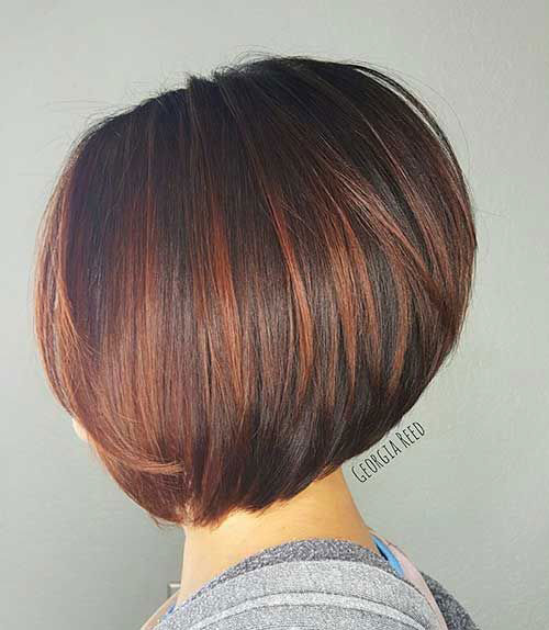 Short Hairstyles with Highlights-19