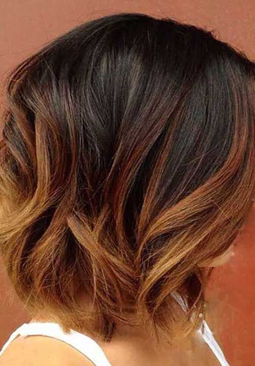 Short Hairstyles with Highlights-7