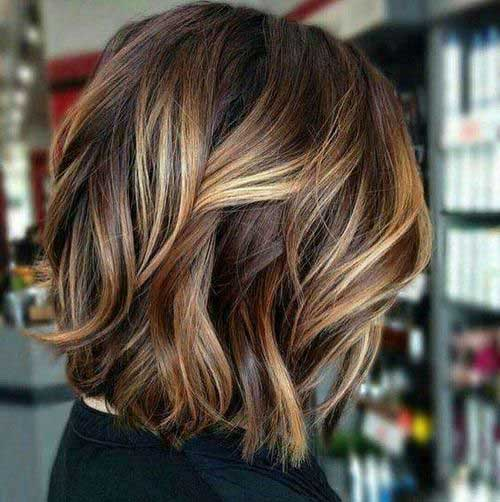 Short Hairstyles with Highlights-8