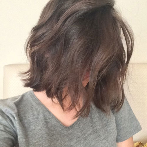 Haircut for Short Wavy Hair Female-8