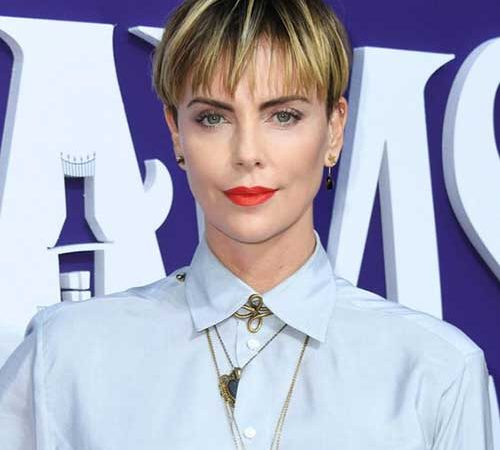 20 Best Charlize Theron Short Hair