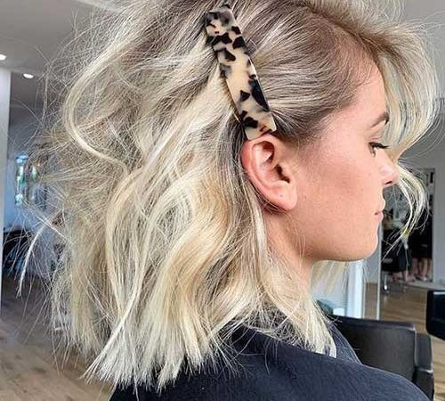 Latest 15+ Cute Fall Hairstyles for Short Hair