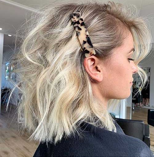 Cute Fall Hairstyles for Short Hair
