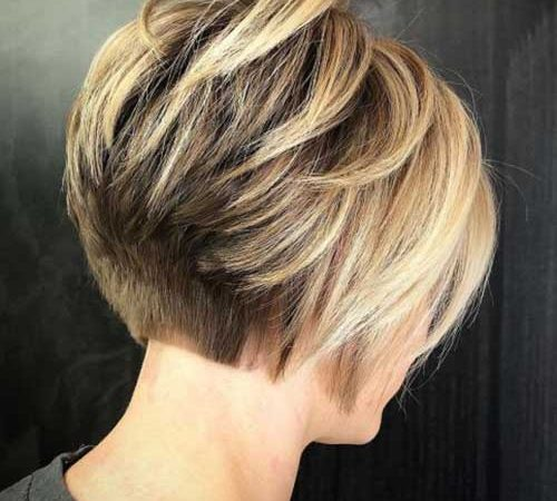 20 Amazing Short Bob Haircuts 2019