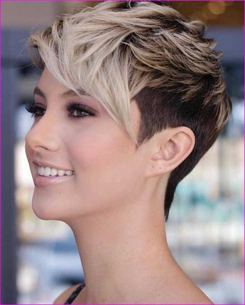 Short Fall Hairstyles