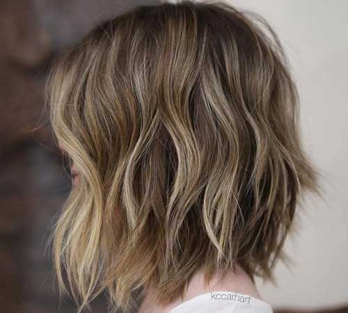 20 Popular Short Hairstyles with Highlights