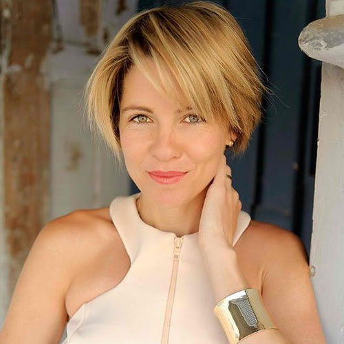 Very Short Bob Hairstyles for Fine Hair