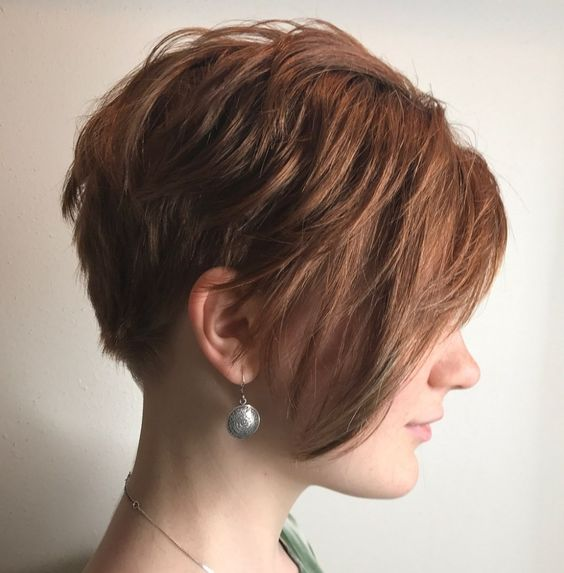 Layered Pixie Haircuts for Women-6