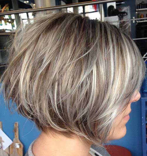Layered Bob Hairstyles