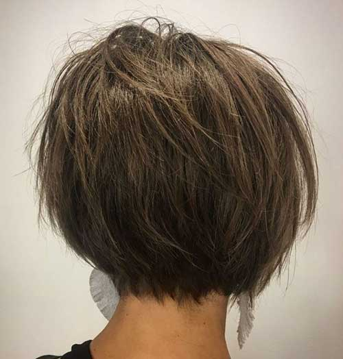 Thick Bob Hairstyles