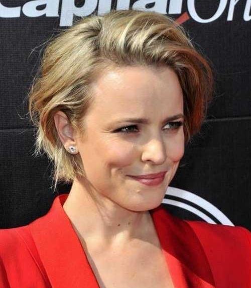 Rachel Mcadams Short Haircuts 2019-11
