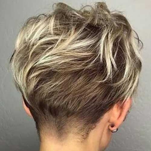 Short Medium Layered Haircuts-12