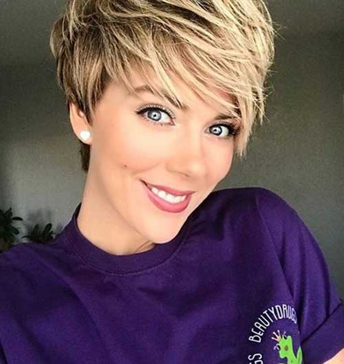 Short Medium Layered Long Bangs Haircuts-14