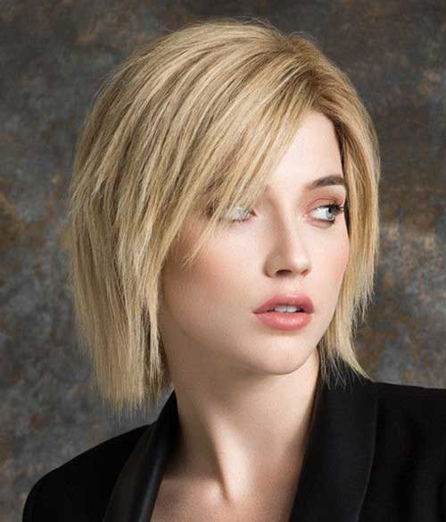 Short Medium Layered Haircuts-16
