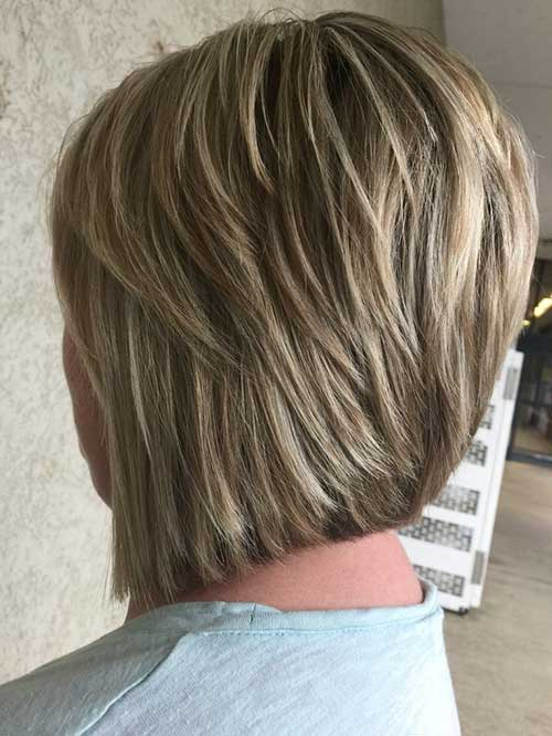 Short Medium Layered Haircuts-18