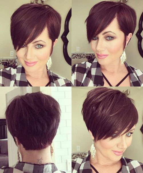 Short Medium Layered Haircuts-24